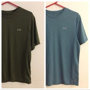 Champion brand Activewear T-shirt 2x Bundle- Large